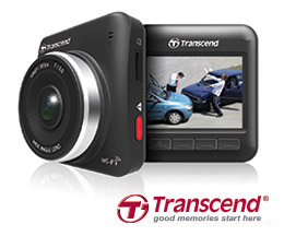 Travel Safe with Transcend's DrivePro 200 Car Video Recorder 2