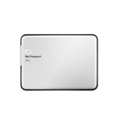 WD launches My Passport Slimdrives 1