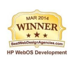CDN Mobile Solutions bags number one position for Best HP WebOS Development Company and HP Web OS Developers: Best Web Design Agencies 1