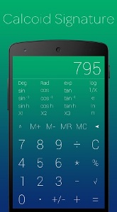 New Scientific Calculator Application- Calcoid launched by Americos Technologies 1