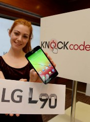 LG launches LG L90 in Mobile World Congress 2014 3
