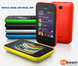 Nokia Asha 230 Dual Sim Phone Launched On Infibeam 3