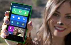 Nokia X Android smartphone to launch on 15 March @ Rs 8,500 in India 1