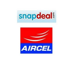 Snapdeal ties up with Aircel 2