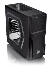Savera Marketing launches ThermaltakeVersa H21, Mid - Tower Enclosure for Gamers in India 1