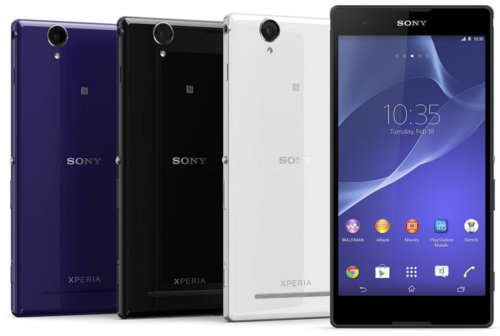 Infibeam Houses The Powerful 1.4 GHz Quad Core Sony Xperia T2 Ultra Dual 9