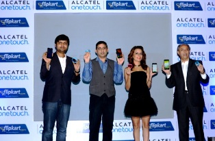 Alcatel One Touch launches IdolX+ available on Flipkart.com 1