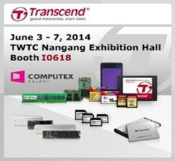 Transcend-Mac-Compatible-Products-COMPUTEX-TAIPEI-2014