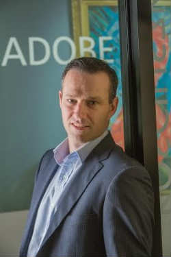 Adobe appoints Paul Robson to lead Asia Pacific 3