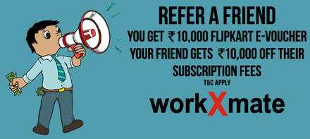 workXmate launches its Refer A Friend offer 1