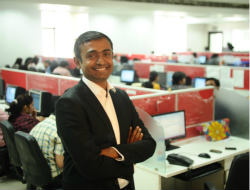 CEO of AskmeBazaar.com Kiran Murthi