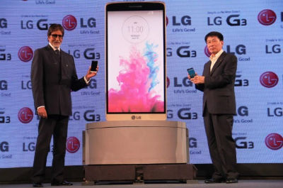 LG rolls out its new smartphone LG G3 in India 1
