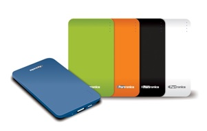 Portronics launches its power bank Power Slice 4000 mAh 1