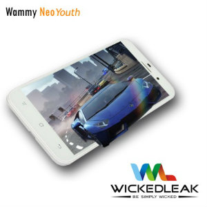 Wickedleak launches Wammy Neo Youth Smartphone @ Rs.8,490 1