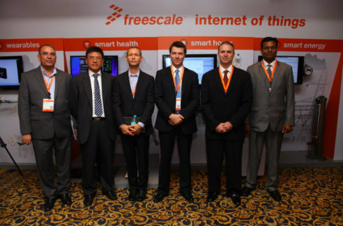 Freescale Technology Forum India showcases innovative demos and future of IoT   3