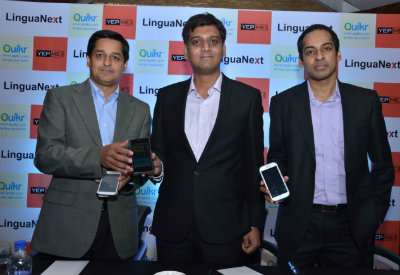 LinguaNext launches Linguify.Mobile-  a language platform product for mobile applications 4