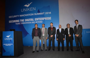 Uniken-Security-Innovation-Summit 2014