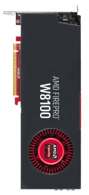 AMD India launches AMD FirePro W8100 professional graphics card 1