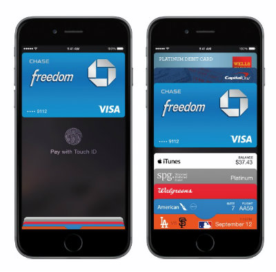 Apple launches Apple Pay 1