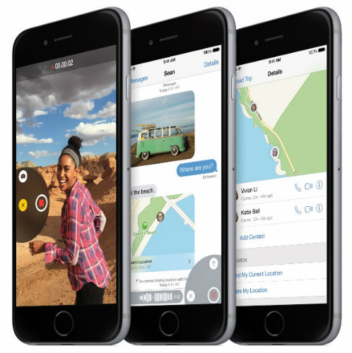 Apple announces iOS 8 available September 17 2
