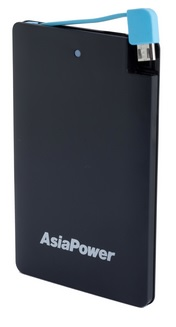Asia Powercom launches AP- 3000A  powerbank 1
