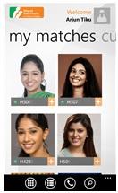 BharatMatrimony-app-on-Windows-Phone