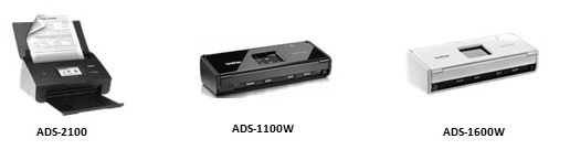 Brother launches ADS-2100, ADS-1100W & ADS-1600W Scanners for Indian Market  2