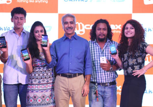 Micromax launches Canvas Nitro A310 in India 1