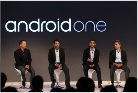 Google launches Android One in India 1