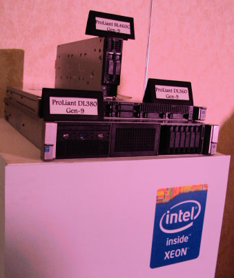 HP unveils ProLiant Gen9 Servers 1