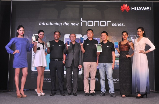 Huawei launches Honor 6 and Honor Holly smartphones and Honor X1 and Honor T1 tablets 2