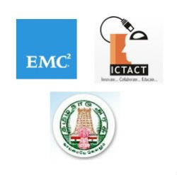 EMC, Directorate of Technical Education (DTE), Govt. of Tamil Nadu and ICT Academy of Tamil Nadu (ICTACT) tie up to train polytechnic teachers on Information Storage Management courses 4
