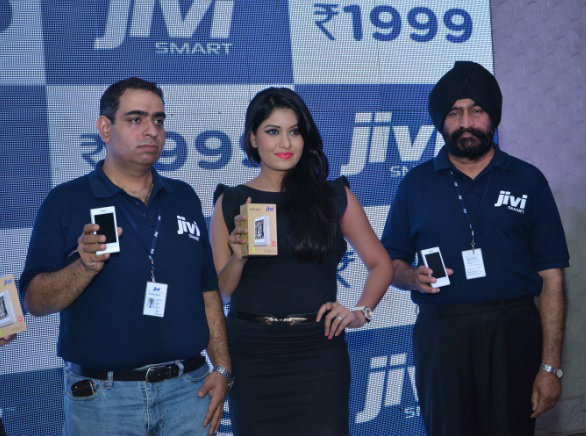 Jivi rolls out JSP 20 smartphone @ Rs 1999 1