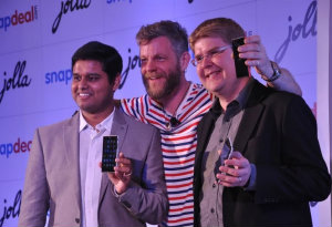 Jolla smartphone launched in India, runs on Sailfish OS 4
