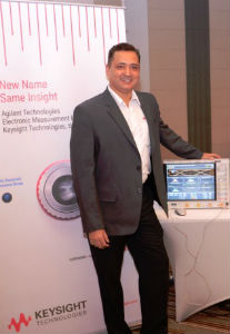 Keysight-Technologies-India-Country-General-Manager-Sudhir-Tangri