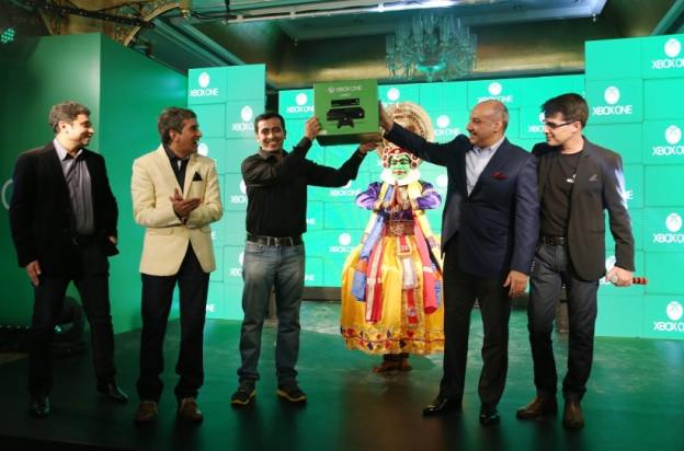 Xbox One today officially launched in India  1