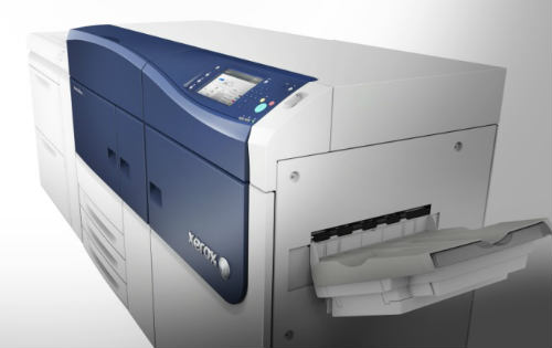 Xerox launches Versant 2100 Digital Press for the production printing industry 1