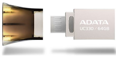 ADATA unveils UC330 Dual USB Flash Drive for Smartphones & PCs in India 2