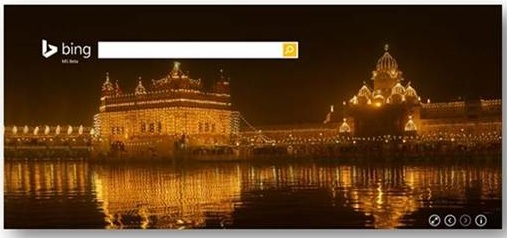 Bing celebrates Diwali 2014 with consumers in India with a tailored experience!  2