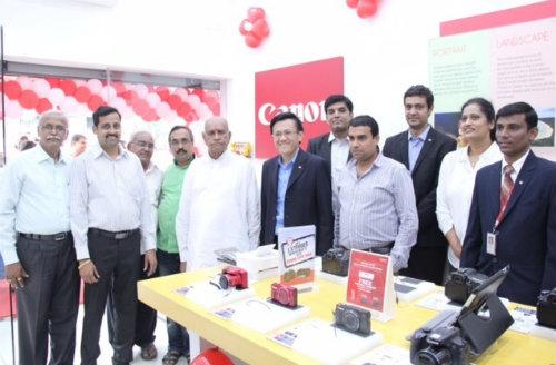 Canon strengthens its retail footprint in Maharashtra  2