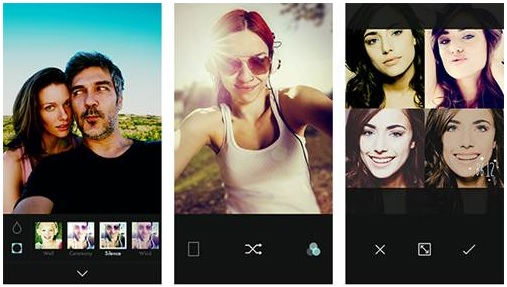LINE B612 Selfie Camera App available in India 1