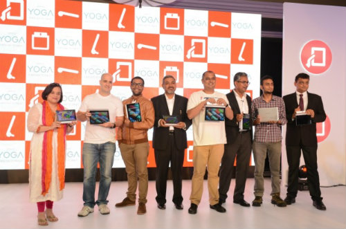 Lenovo launches the next generation of Yoga tablets 1