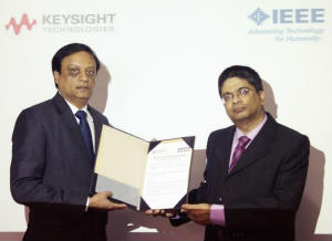 Keysight-Technologies-Signs-Memorandum-of-Understanding-with-IEEE-India