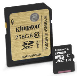 Kingston launches Flash Cards with Double the Memory 3