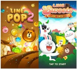 LINE-POP-2-LINE-Sweets