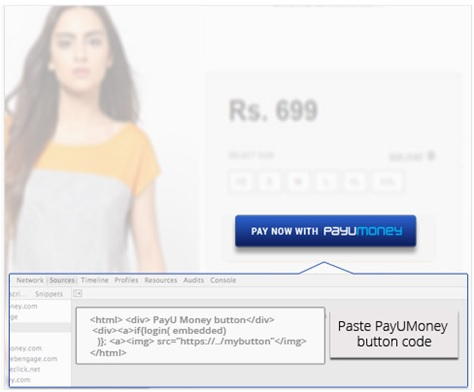 PayUMoney introduces 'Pay with PayUMoney button' to enable faster payment collection 7