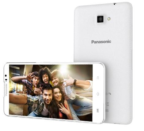 "Panasonic launches its octa core selfie smartphone ""ELUGA S"" 1"