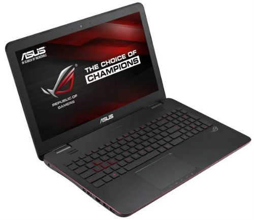 ASUS launches Republic of Gamers (ROG) G Series G551 gaming laptop 1