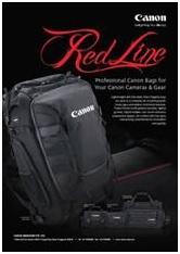 Canon-Red-Line-range-of-professional-camera-bags