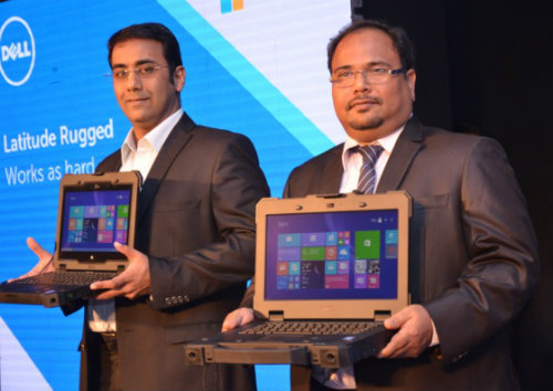 Dell Launches Latitude Rugged Extreme Devices in India 1
